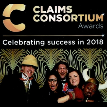 Claims Consortium Group Awards Evening
